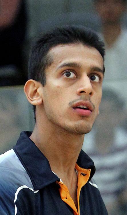 Siddharth Suchde PSA World Tour Rankings Player Profile Siddharth Suchde